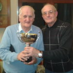 Member of the Year Bill Squires (L) & George McMillan (R)
